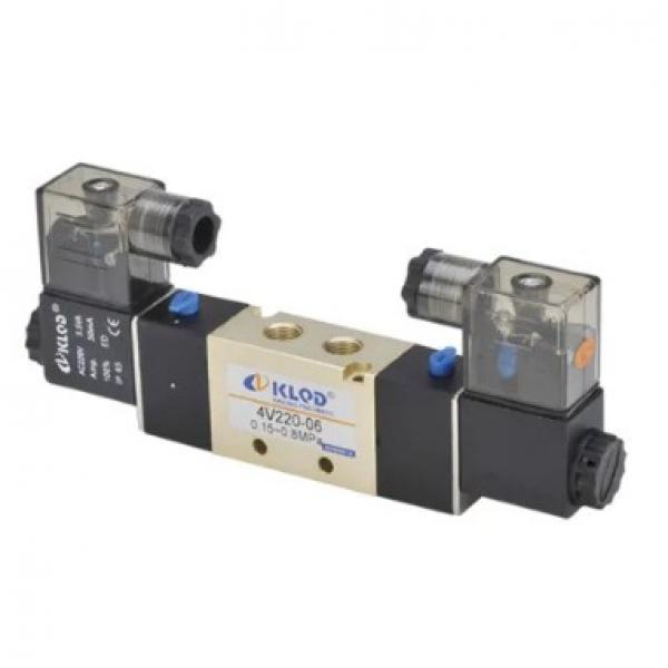 Parker PV2R3-116 PV2 Series Pump #1 image